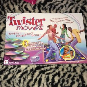 Vintage 2003 Twister Moves featuring nick carter